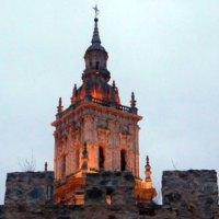 'Marcelino' nos da una notable bienvenida a El Burgo de Osma