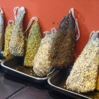 Jamón de menta, bombones de queso y sal de sobrasada, una mañana en el Salón Gourmet