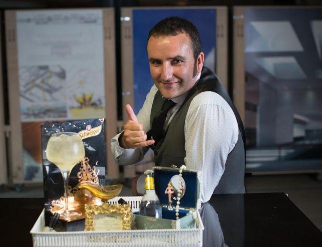 El mejor Gin Tonic de España lo sirve Alfonso Rodríguez en 'Boca Chica' en Barcelona