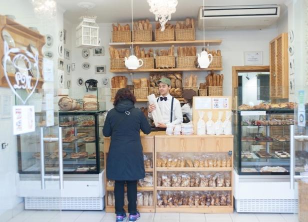 Panadería LM de Sainz de Baranda
